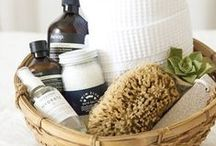 Gift Baskets / Ideas for you! Gift baskets are always well received.