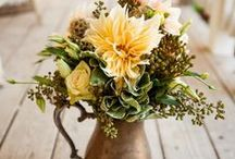 Fabulous Florals / Floral arrangements and disply ideas for everyone.
