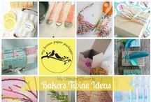 Bakers twine / Creative things you can do with twine - ideas and inspiration
