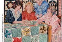 Art Quilts / by Christine Preston Gobby