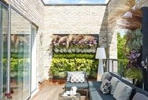 Balconies and terraces / A balcony or terrace can provide the perfect extension to your home