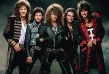 Bon Jovi / best 80's hair band on the planet / by Church of Slash