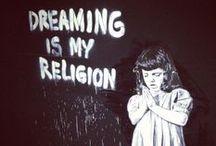 S T R E E T  A R T / Street art