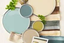 Color Palettes / Color palletes for all things decor!