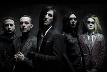 MIW / Motionless In White / by Church of Slash