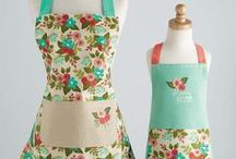 DII Aprons / Aprons for all occasions & personalities!  www.designimports.com/collections/apron