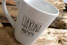 M U G S / Original cups