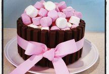 Cakes,decor