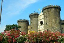Napoli / A Vezúvtól az Amalfi partokig / körutazás /