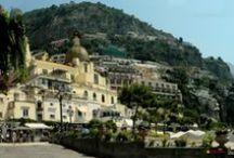 Positano / A Vezúvtól az Amalfi partokig /körutazás/
