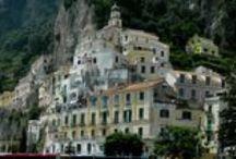 Amalfi / A Vezúvtól az Amalfi partokig /körutazás/