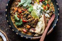 Recipes / Vegan, vegetarian, sugar- and gluten-free food