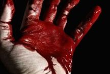 """Blood magic / """"Blood magic, first and foremost, is the practice of using blood — life itself - as a potent fuel for casting spells."""" -Dragon Age"""