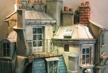 Dollshouses & miniatures, misc. / by Audrey Dekkers