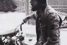 boys, beards and bikes