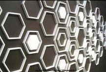 3D wooden Wall Decor