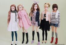 Momoko dolls / by Audrey Dekkers