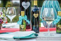 Monogram Etched Wines