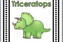 Thema; Dinosaurus