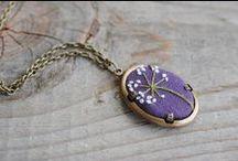 Ékszerek / jewels, pendants,