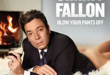 Celebrities I Love Vol. 3 / Jimmy Fallon / Loved Jimmy since he was on SNL.  He makes me laugh every single night on his show. Feels good to end the day with a laugh.  / by Sooper Geenous
