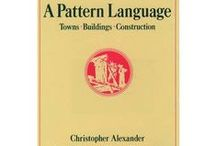 A Pattern Language / If there is ONE book you need to have about architecture, space, cities and homes, this is the one. The bible of human space-making. Written by Christopher Alexander, Sara Ishikawa & Murray Silverstein. This album is illustrating all 253 patterns with contemporary examples.