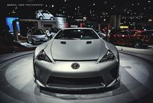 Cars - Lexus / IS / GS / NX / RC / LS / LFA / concepts