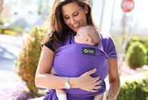 Baby Wraps - The perfect way to bond with your little one. / Baby wraps provide comfort and support for long term baby wearing. They have the added benefit of allowing you to easily and discreetly breast feed your little bundle of joy. Browse the premium range of wraps on offer here at Baby Carriers Australia.