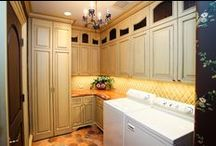Laundry Rooms, Mud Rooms & Pool Houses