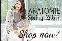 Anatomie Spring 2015 Collection / It's the moment you've all been waiting for: Anatomie's Spring 2015 travel fashion collection is here and we think you'll be impressed. #style #designer  anatomiestyle.com