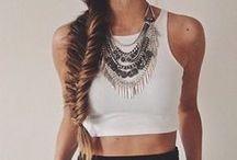 I wanna wear / Outfits..
