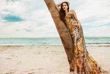 Moda na plażę / Plaża, kostiumy kąpielowe