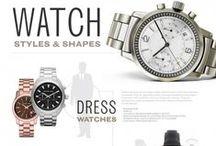 watches infographics