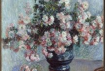 Bouquet impressionniste