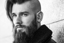 Male Hairstyles (and Beards)