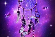 I ❤️ PURPLE / Colour purple