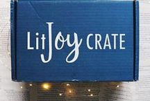 LitJoy Crate / All the LitJoy Crate news, friends and instagrams