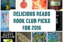 Book Club Ideas / Book club ideas, recommendations, and tips.