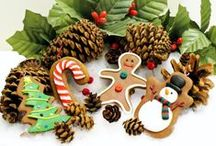 Christmas Items, Decorations, & Inspirations! / All things having to do with the Christmas Holiday! <3 I love anything having to do with Christmas, from the trees, to the toys, to the food, to the music! / by Auttie Rogers