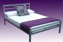 Double Beds / We offer quality bedsteads and bed frames for sale from cheap metal beds to luxury leather sleigh beds. At Archers we show a huge range of cheap UK bed frames to suit every type of customer.