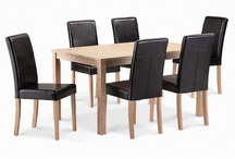 Dining Tables & Chairs / We offer a wide selection of small 2 seat dining sets, medium size 4 seat dining sets and larger 6 seat dining sets. Our furniture varies in price but there's always something to suit everyones' styles and budgets. This includes our glass dining sets and oak table and chairs as well.