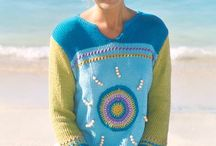Knitted Pullovers / by Kathleen Nordby