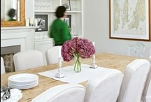 Dining Room Delights / A collection of some of our favourite dining room designs