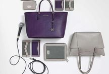 Handbags / Your handbag is the most emotional purchase you make. It has to be just right - fashionable as well as functional