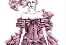Fashion Sketches / Fashion before it is wearable art starts on paper. Amazing ideas drawn down to enjoy.