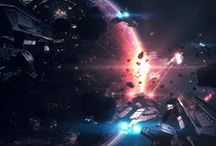 Concept art 01 / Matte painting / by Lo