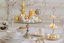Christmas time | Kerst decoratie, trends & inspiratie / Christmas decoration & trends | Kerst inspiratie & kersttrends - Woonblog stijlvolstyling.com
