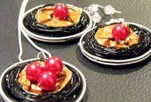 Nespresso Schmuck Schmucksets / HAWESU Nespresso Schmuck - Schmucksets aus Nespresso Kapseln, individueller Schmuck aus Nespresso Kapseln, handgefertigt, Nespresso Schmuck für jedes Alter und jeden Geldbeutel