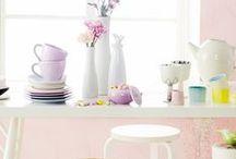 Pastel interior | Pastel interieur / Pastel interior | Pastel kleuren in je interieur - woonblog StijlvolStyling.com