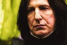 Personagem / Severo Snape / Severo Snape, de Harry Potter, J.K ROWLING